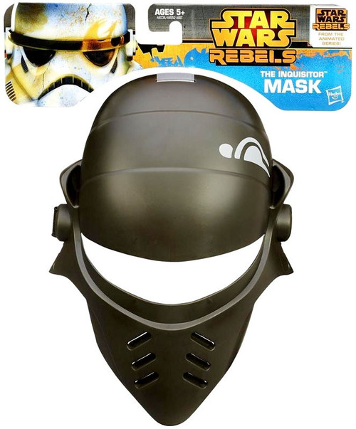 Star Wars Rebels The Inquisitor Mask