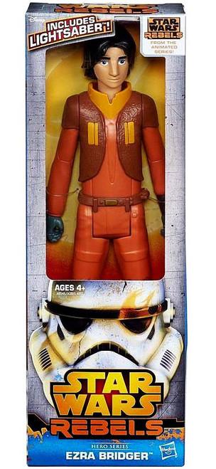 Star Wars Rebels Hero Series Ezra Bridger Action Figure
