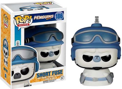 Funko The Penguins of Madagascar POP! Movies Short Fuse Vinyl Figure #164