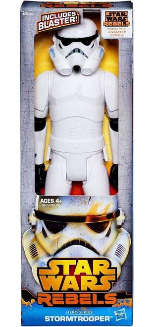 Star Wars Rebels Hero Series Stormtrooper Action Figure