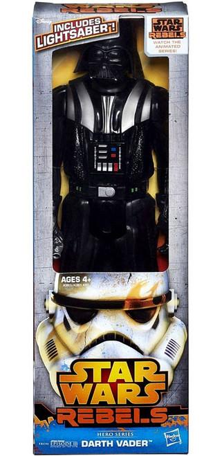 Star Wars Rebels Hero Series Darth Vader Action Figure [Rebels]