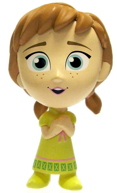 Funko Disney Frozen Mystery Minis Young Anna 2-Inch 1/24 Mystery Minifigure [Standing Loose]