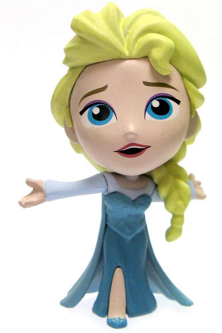 Funko Disney Frozen Mystery Minis Adult Elsa 2.5-Inch 1/12 Mystery Minifigure [Singing Loose]