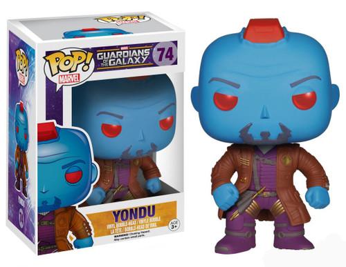 Funko Guardians of the Galaxy POP! Marvel Yondu Vinyl Bobble Head #74