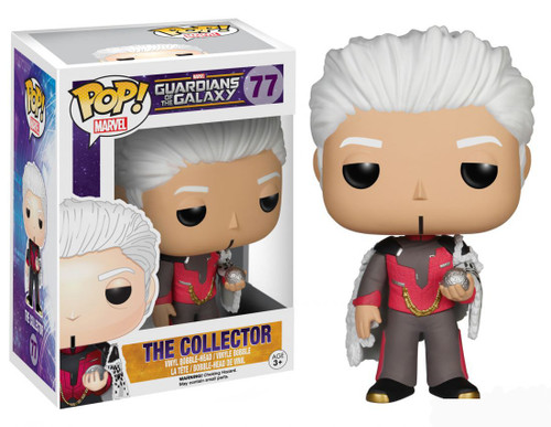 Funko Guardians of the Galaxy POP! Marvel The Collector Vinyl Bobble Head #77 [Regular]