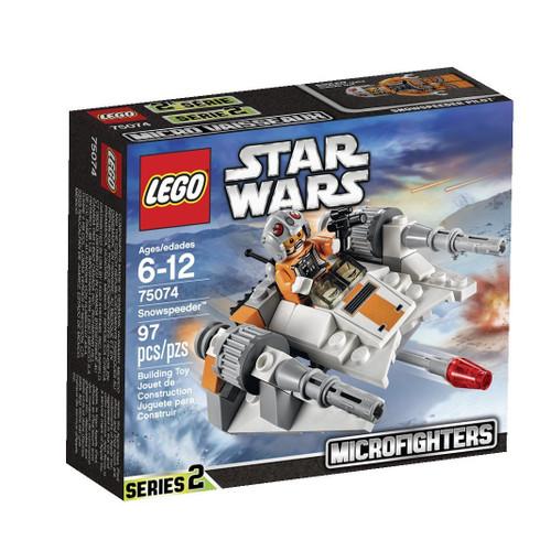 LEGO Star Wars The Empire Strikes Back Microfighters Series 2 Snowspeeder Set #75074