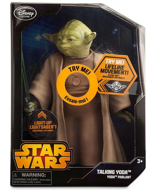 Disney Star Wars Yoda Exclusive Talking Action Figure [2015]