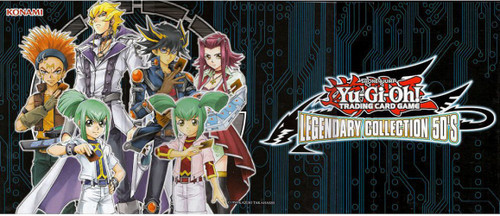 YuGiOh Legendary Collection 5D's Game Board