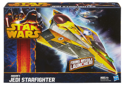 Star Wars Revenge of the Sith Class II Attack Vehicle Anakin's Jedi Starfighter