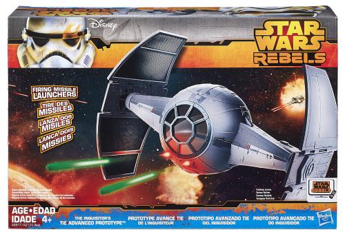 Star Wars Rebels Class II Attack Vehicle The Inquisitor's Tie Avanced Prototype