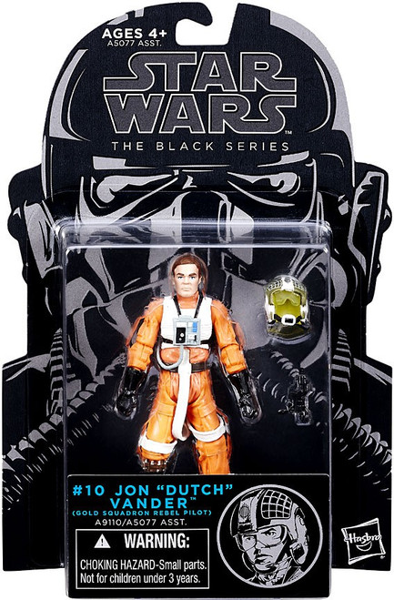 Star Wars A New Hope Black Series John Dutch Vander Action Figure #10