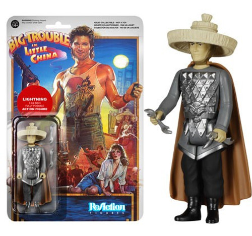 Funko Big Trouble in Little China ReAction Lightning Action Figure