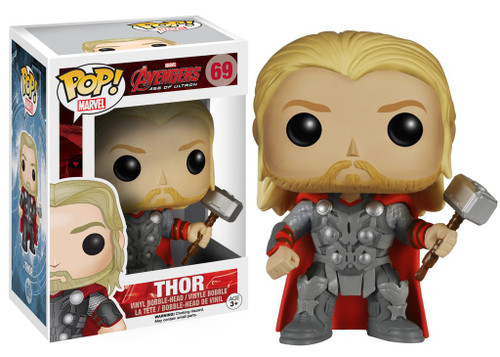 Funko Avengers Age of Ultron POP! Marvel Thor Vinyl Figure #69