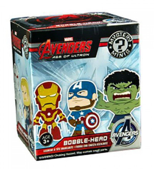 Funko Marvel Mystery Minis Avengers Age of Ultron Mystery Pack [1 RANDOM Figure]