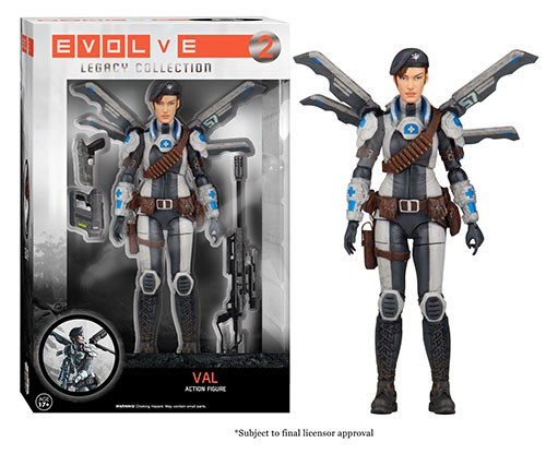 Funko Evolve Legacy Collection Val Action Figure #2