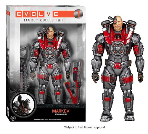 Funko Evolve Legacy Collection Markov Action Figure #1