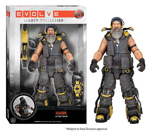 Funko Evolve Legacy Collection Hank Action Figure #3
