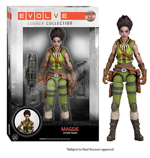 Funko Evolve Legacy Collection Maggie Action Figure #4