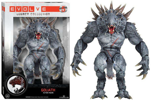 Funko Evolve Legacy Collection Goliath Action Figure #5