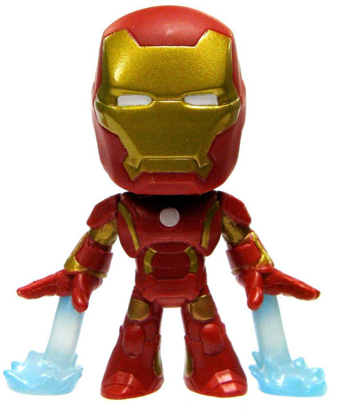 Funko Marvel Avengers Age of Ultron Mystery Minis Iron Man 2.5-Inch Mystery Minifigure [Lifting Off Loose]