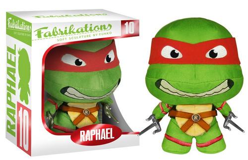 Teenage Mutant Ninja Turtles Funko Fabrikations Raphael 6-Inch Plush #10