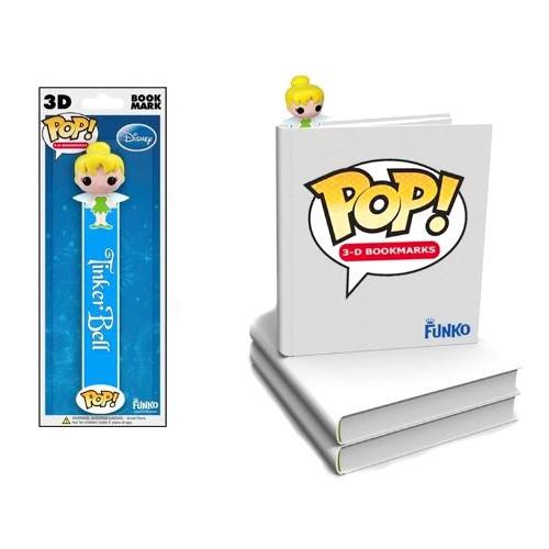 Funko Disney Princess POP! 3-D Bookmarks Tinker Bell Bookmark