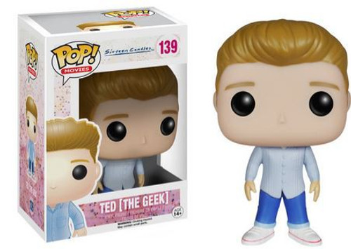 Funko Sixteen Candles POP! Movies Ted Vinyl Figure #139 [The Geek]
