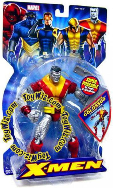 Marvel X-Men Super Strength Colossus Action Figure