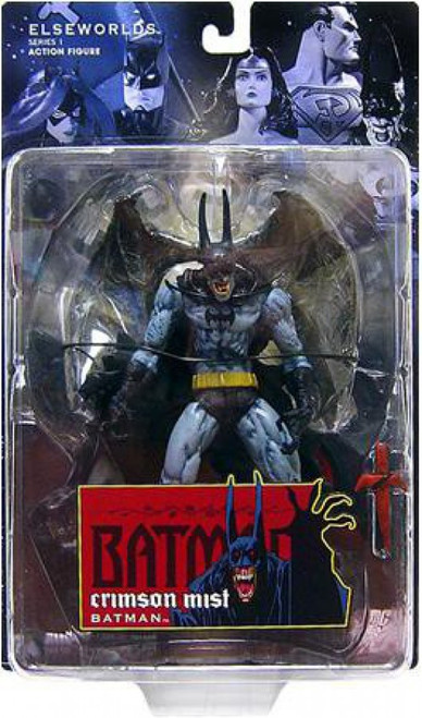 Elseworlds Series 1 Crimson Mist Batman Action Figure