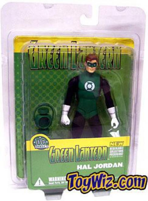 DC Green Lantern Resealable Hal Jordan Action Figure