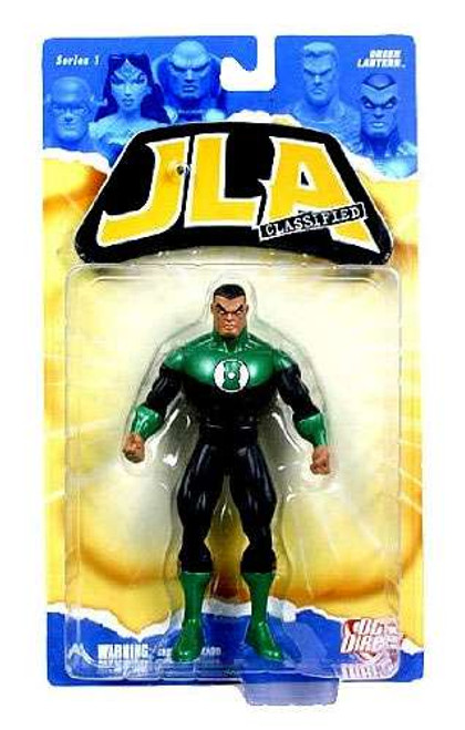 DC JLA Classified Series 1 Green Lantern Action Figure