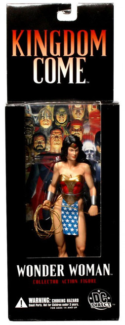 DC Kingdom Come Series 1 Wonder Woman Action Figure
