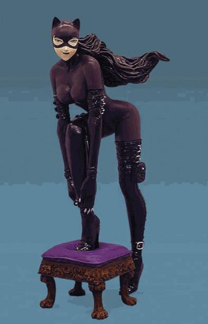 Batman Kia Asamiya Catwoman Action Figure
