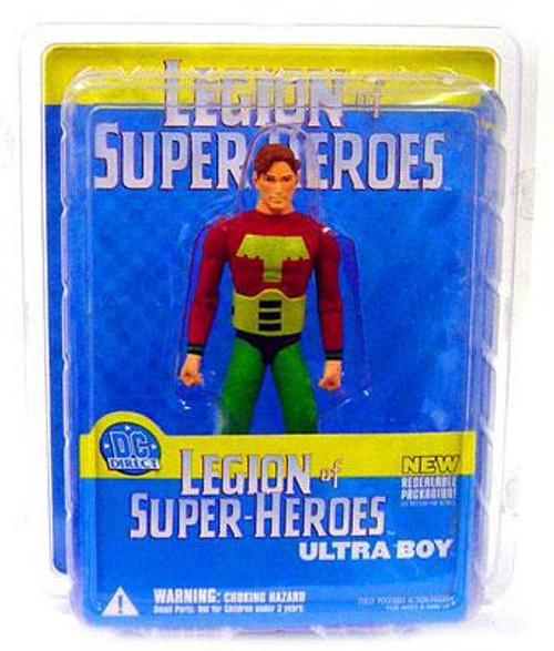 DC Legion of Super Heroes Ultra Boy Action Figure