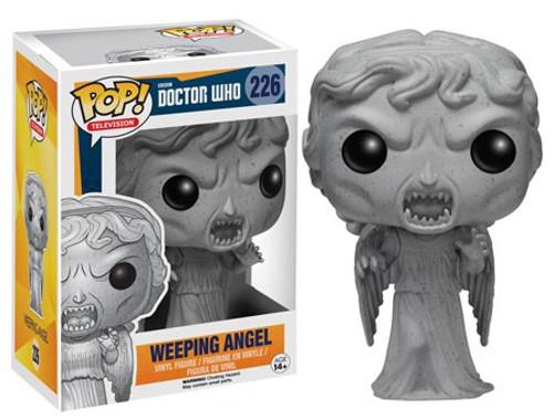 Funko Doctor Who POP! TV Weeping Angel Vinyl Figure #226