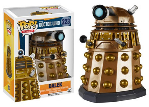 Funko Doctor Who POP! TV Dalek Vinyl Figure #223