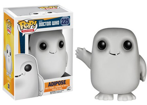 Funko Doctor Who POP! TV Adipose Vinyl Figure #225