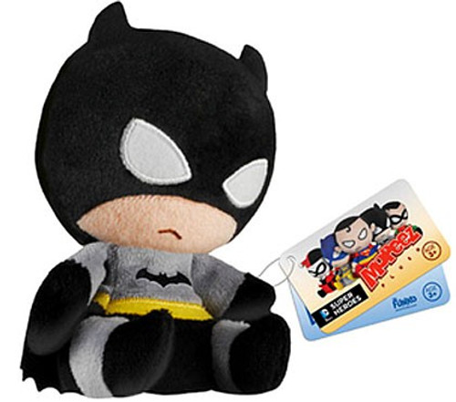 Funko DC Mopeez Batman Plush [Black & Grey]