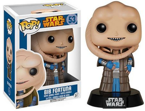 Funko Return of the Jedi POP! Star Wars Bib Fortuna Vinyl Bobble Head #53
