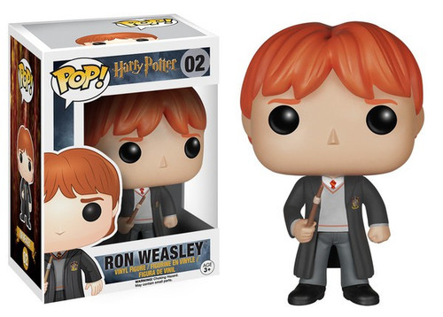 Funko Harry Potter POP! Movies Ron Weasley Vinyl Figure #02
