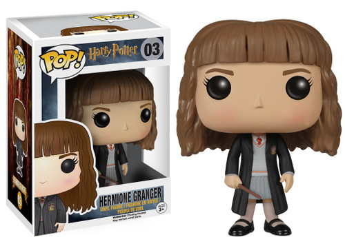 Funko Harry Potter POP! Movies Hermione Granger Vinyl Figure #03