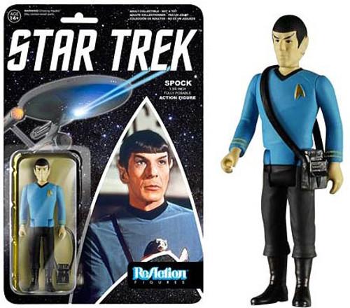 Funko Star Trek The Original Series ReAction Spock Action Figure