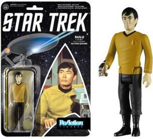 Funko Star Trek The Original Series ReAction Sulu Action Figure