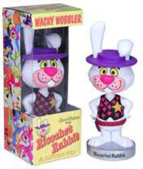 Funko Hanna-Barbera Wacky Wobbler Ricochet Rabbit Bobble Head