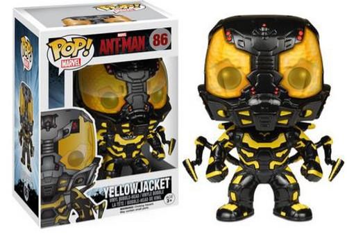 Funko Ant-Man POP! Marvel Yellowjacket Vinyl Figure #86