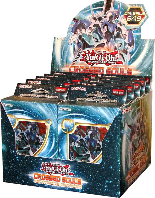 YuGiOh Trading Card Game Crossed Souls Advance Edition Box [10 Sets]