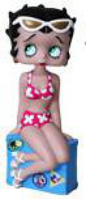 Funko Wacky Wobbler Traveler Betty Boop Bobble Head