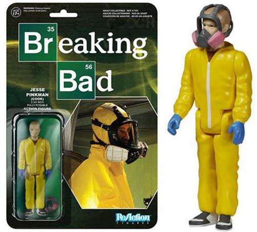 Funko Breaking Bad ReAction Jesse Pinkman Action Figure [Cook]