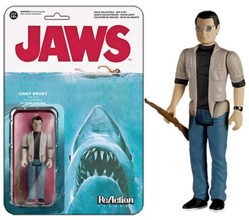 Funko Jaws ReAction Martin Brody Action Figure