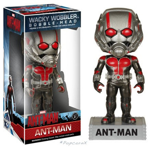 Funko Marvel Wacky Wobbler Ant-Man Bobble Head